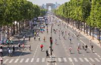 Image courtesy  La Journeé sans Voiture