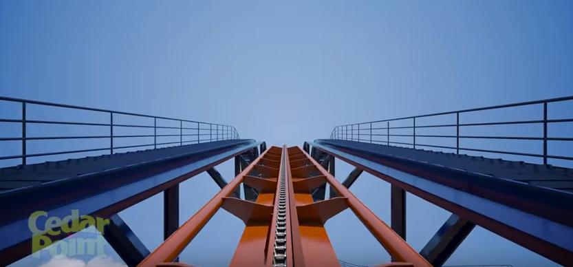Virtual reality experience of cedar point 39 s multi record for Marshalls cedar park