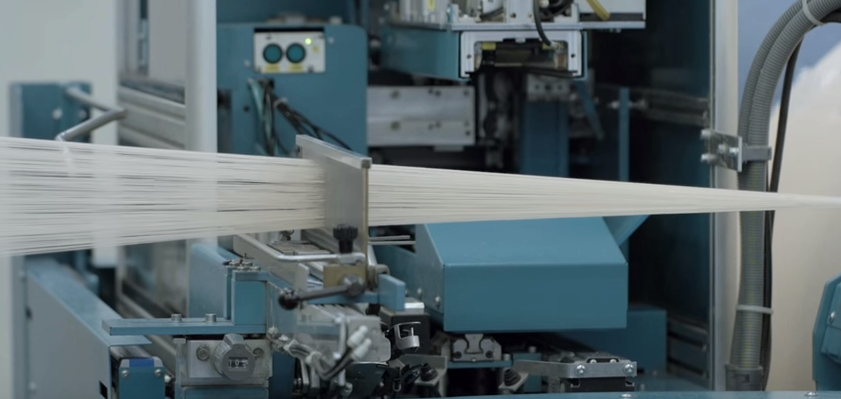 Ever Wondered How Those Fancy Restaurant Napkins are Made?