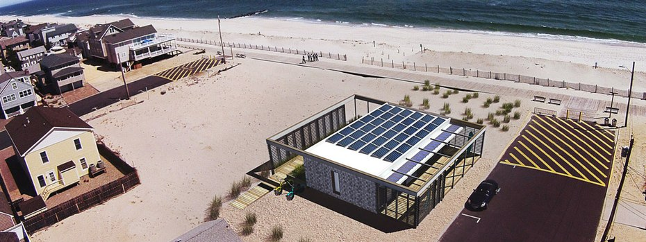 Sustainable and Resilient SURE HOUSE Wins the 2015 Solar Decathlon