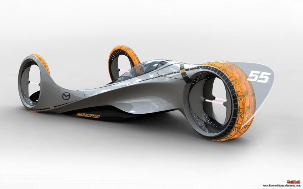 Hubless-Electric Honda-Three-Wheel