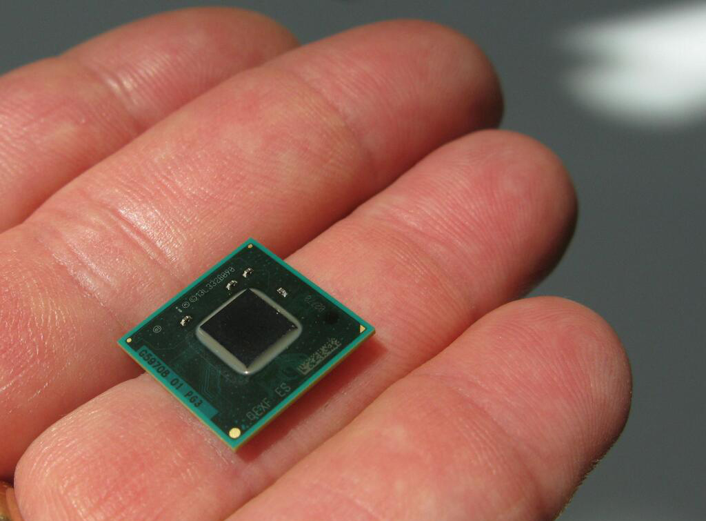 Intel Quark Microprocessor