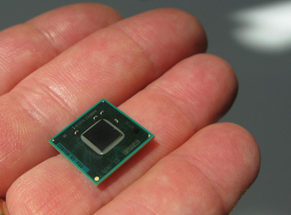 Intel Quark Microprocessor
