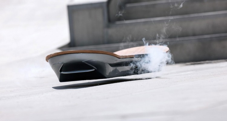 How Close Are We to Seeing People Ride Real Hoverboards?