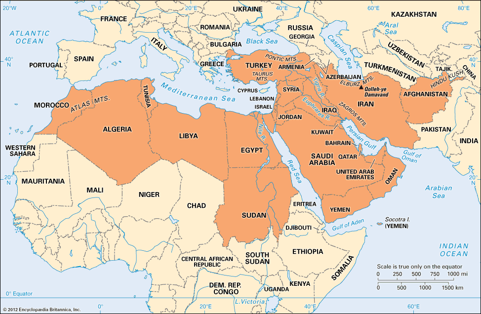Persian Gulf Region