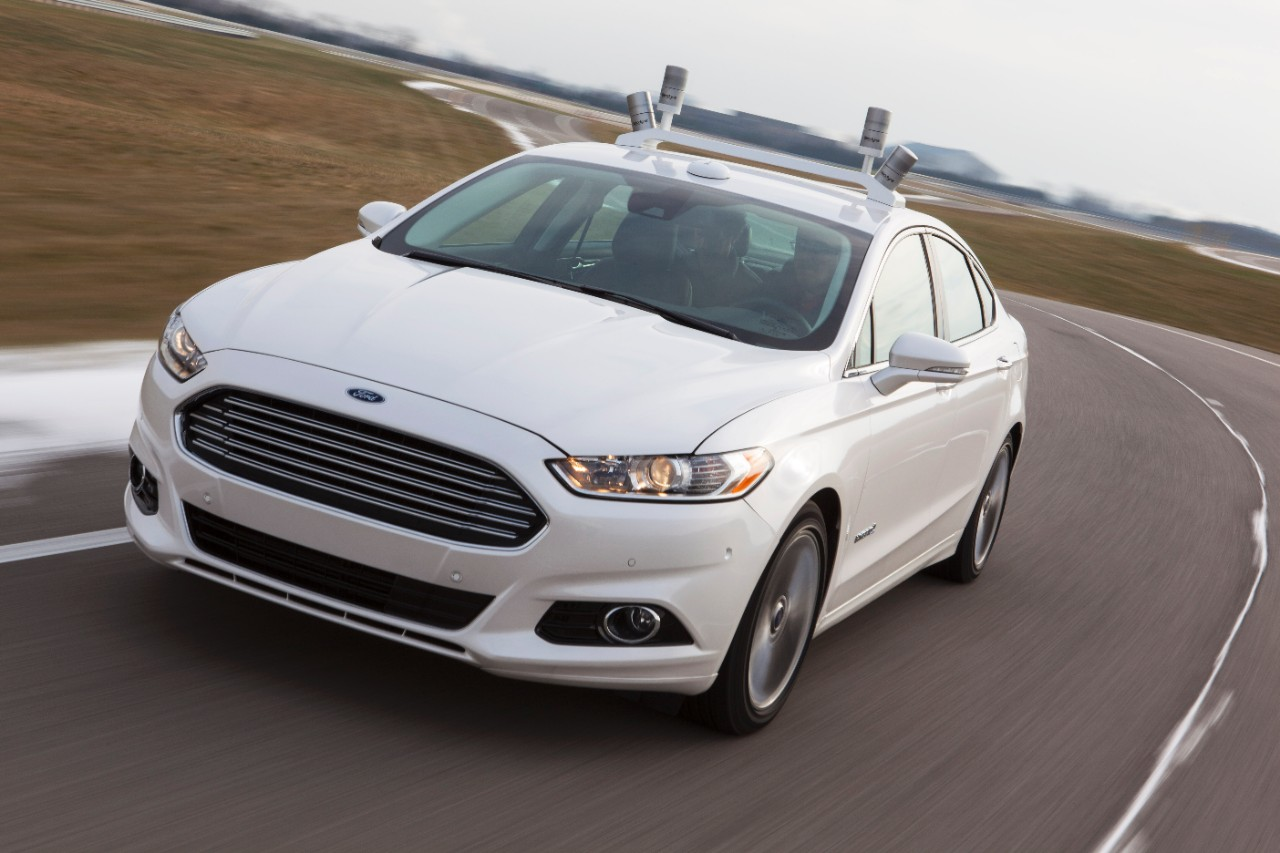 Ford Receives Permit From California To Test Autonomous Cars Next - A ford car