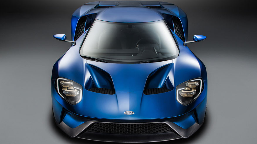 New Ford Gt Supercar Will Feature A Windshield Built With Gorilla Glass Industry Tap