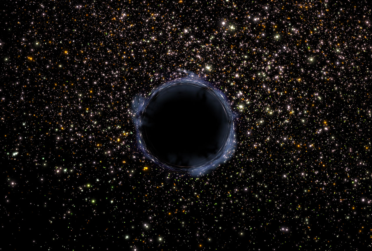 Stephen Hawking Proves the Inexistence of Black Holes