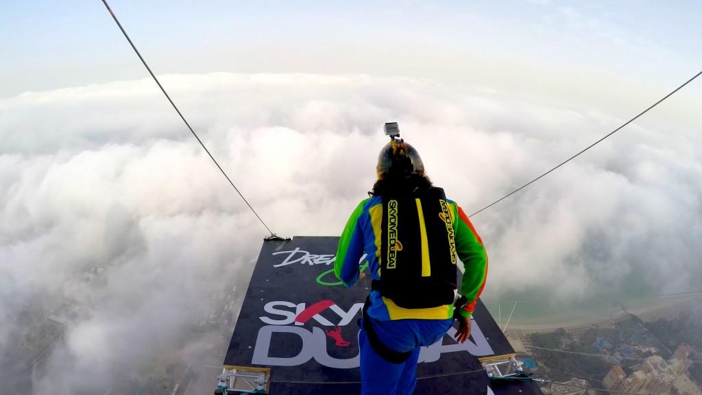 Dubai-Zipline-Platform