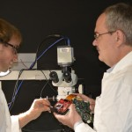 Augmented Microscopy Helps Illuminate Tissue Surgeons are Working on to Minimize Risks