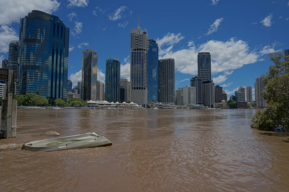 Brisbane Flooding (Wiki Commons)