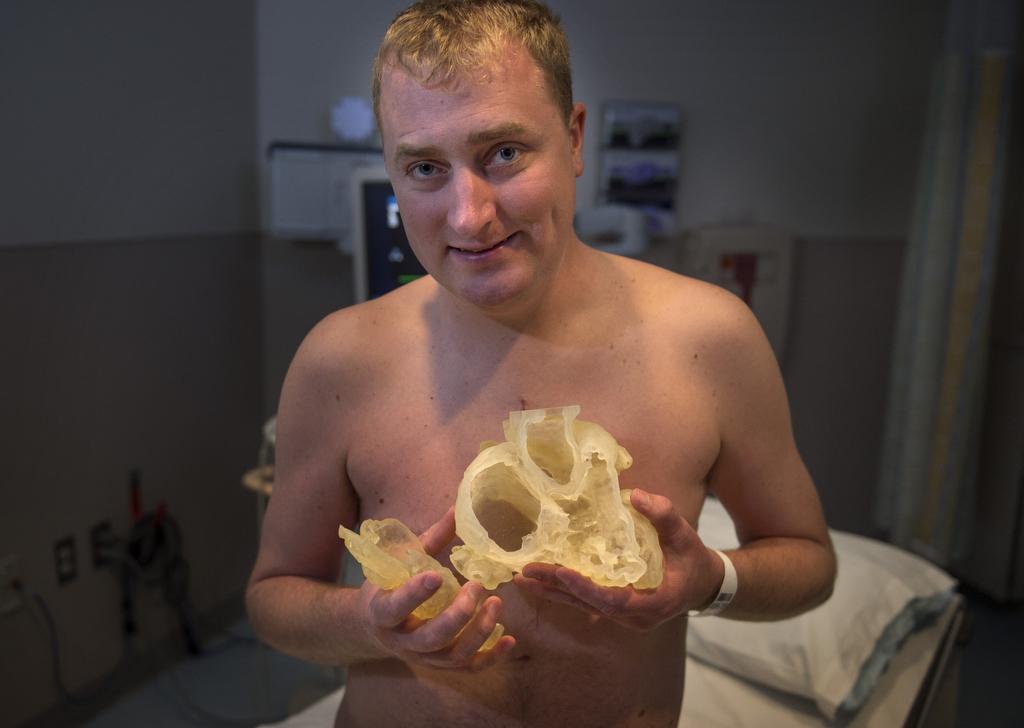 Nicholas Borgman 3D Model of Heart