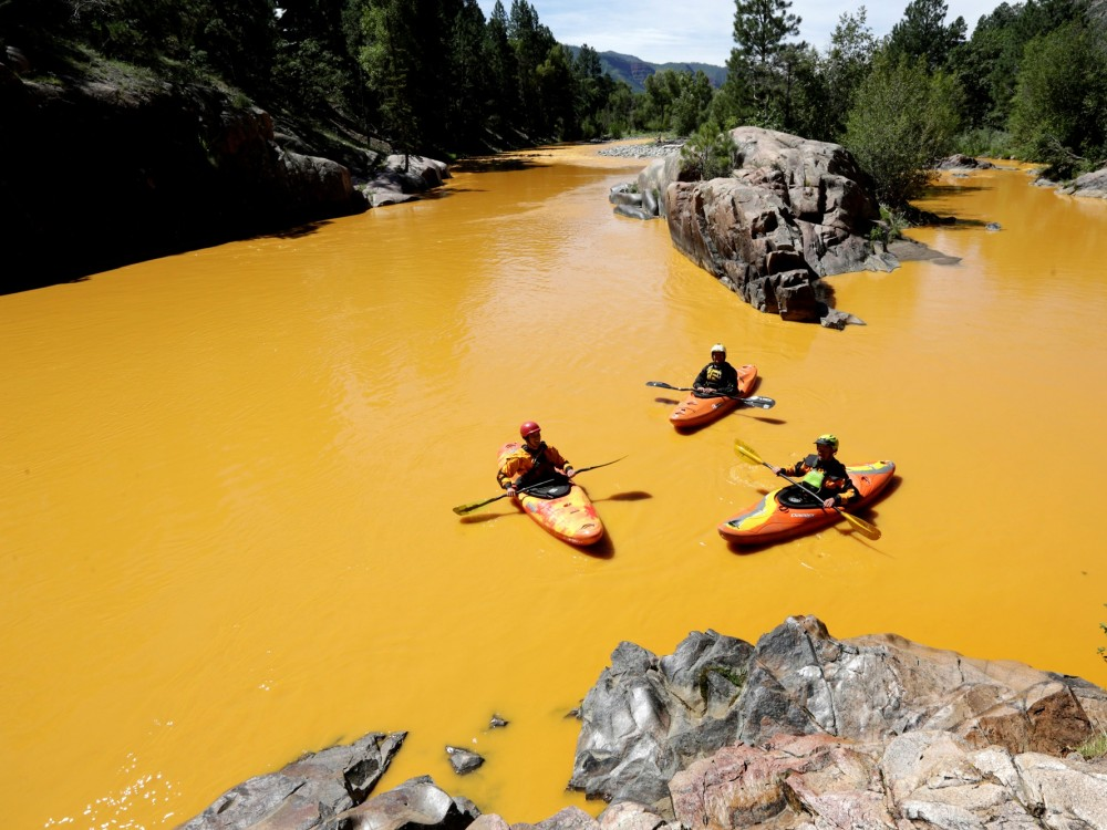 The Environmental Protection Agency & the Colorado River Disaster