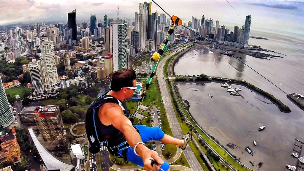 Urban Zipline Panama City