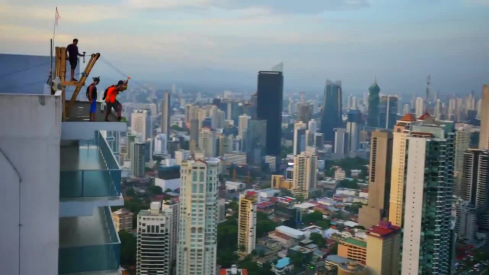 Urban Zipline Panama City