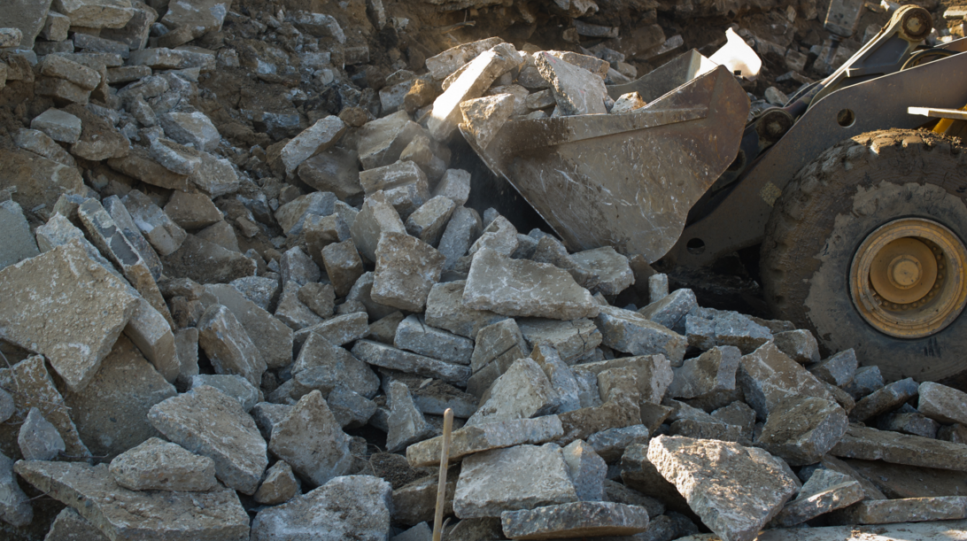 Are We Moving Towards a Future That Utilizes Recycled Concrete For Buildings?