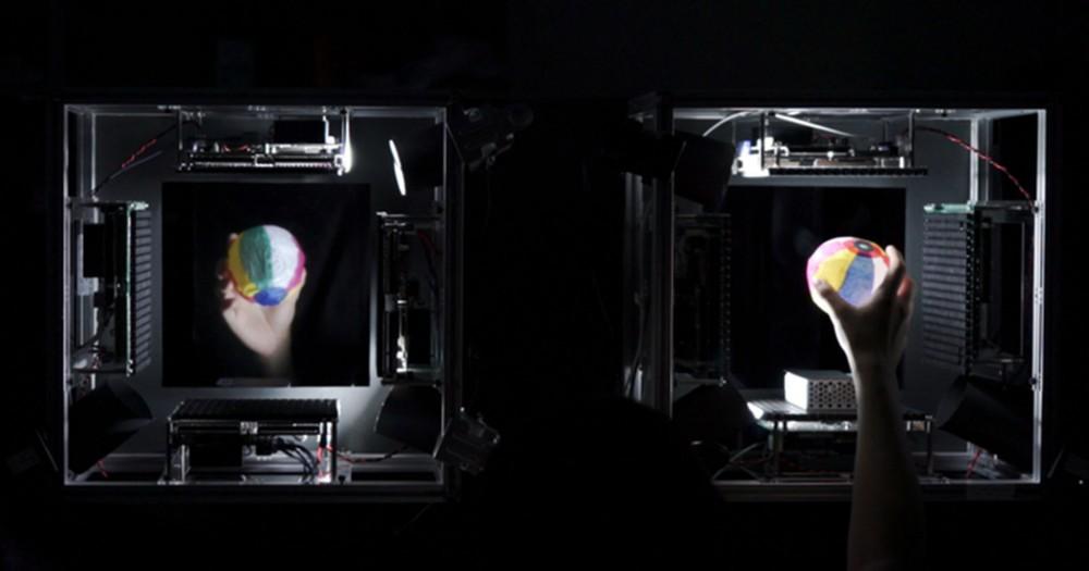 Holograms & Haptoclones