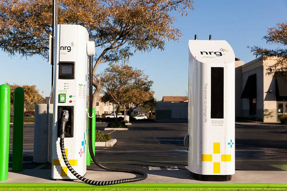 nrg Electric Charging Stations