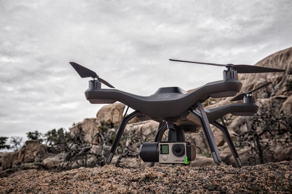 Solo Micro Drone