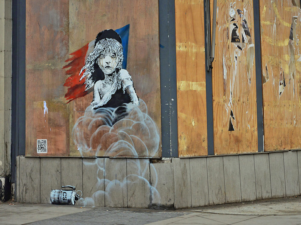 Has Geographic Profiling Revealed the Identity of Elusive Artist Banksy?