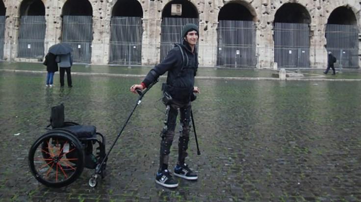 US Bionics Exoskeleton
