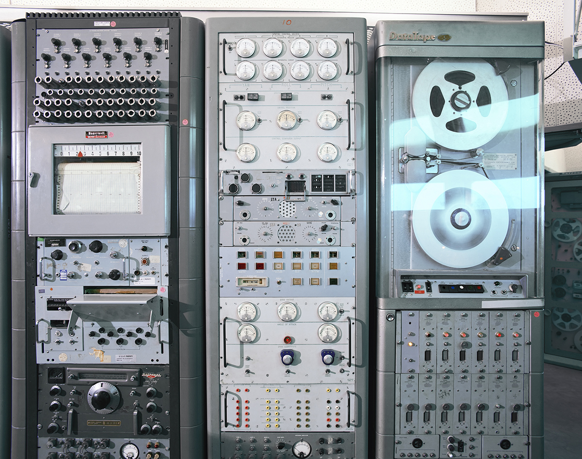 Fig. 3.18Control Panels/Computers, Blockhouse,Redstone Complex