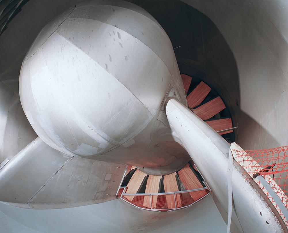 Fig. 3.31Fan Motor Housing,7 X 10 Foot Wind Tunnel,NASA Langl