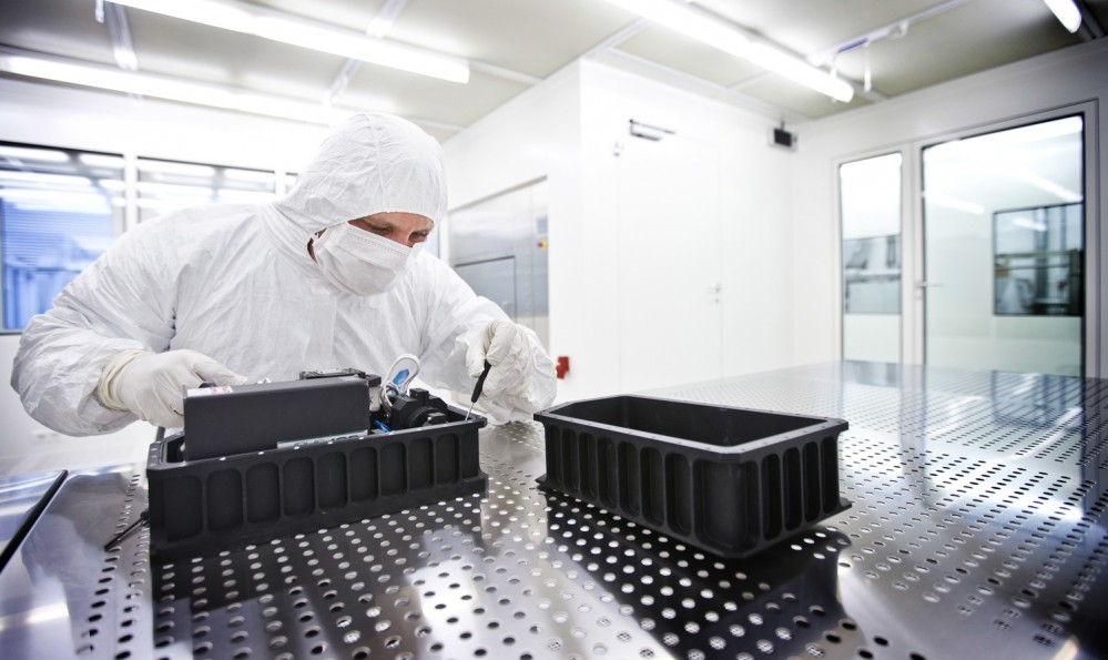 Clean Room Design Increasingly Critical To High Tech