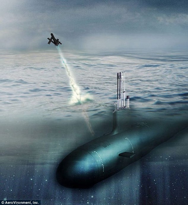 us navy to deploy submarine launched blackwing drones for low cost