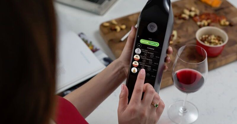 Kuvée Wants to Keep Your Opened Wine Tasting Fresh in Technologically Advanced Bottles