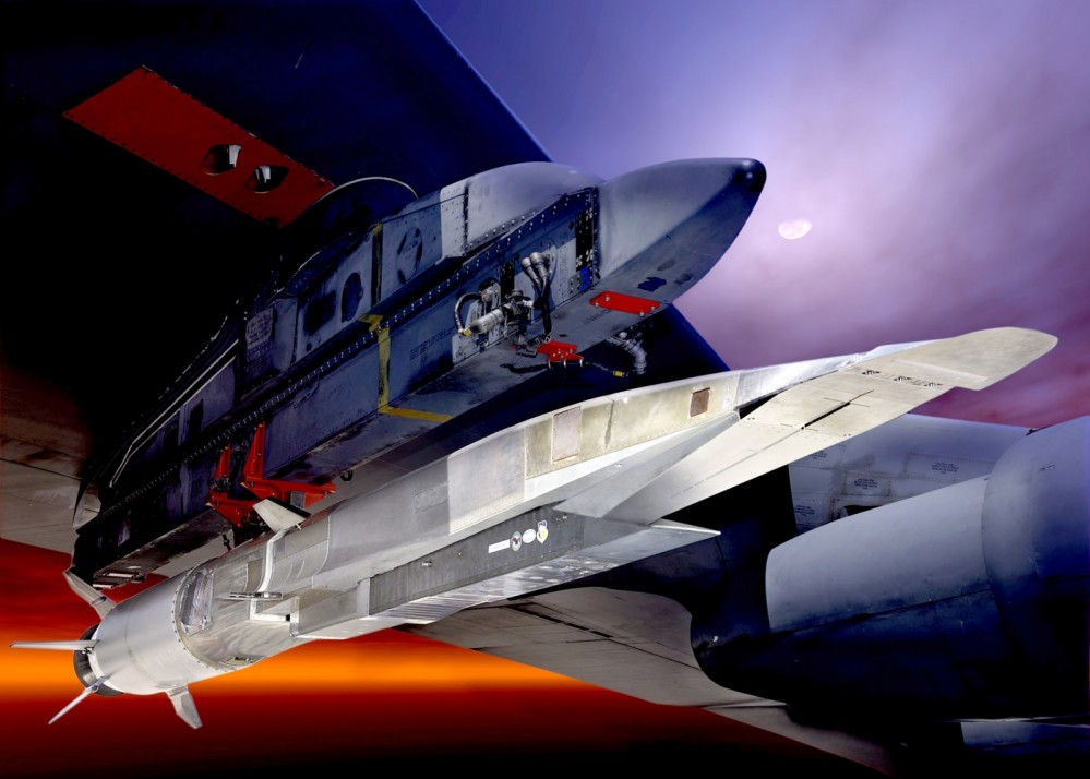 x51 Waverider Hypersonic Missile