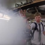Colin Furze's Latest Gadget is DIY X-Men Ice Man Liquid Nitrogen Blasters