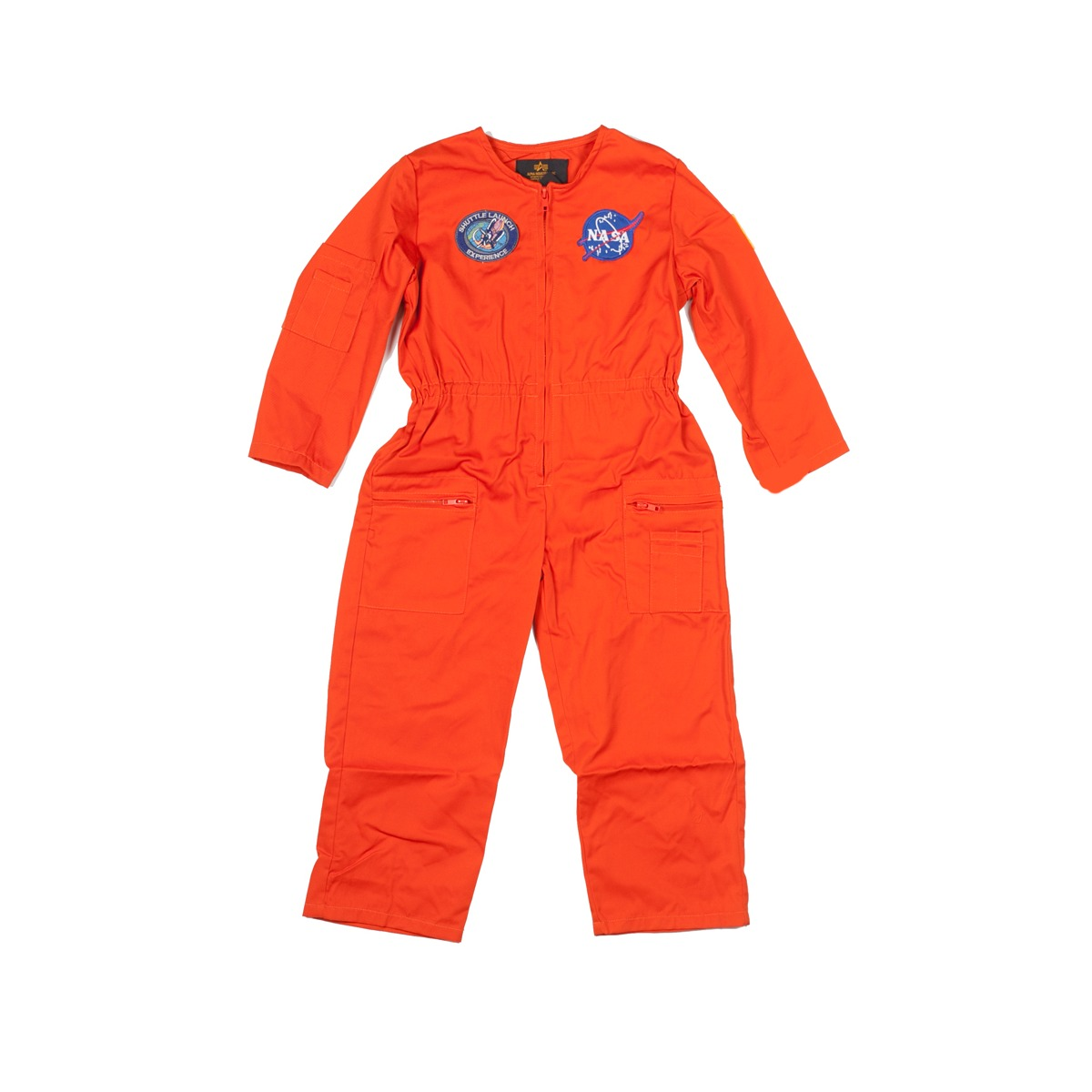 264ec59afe3 Alpha Industries Created a NASA-Inspired Jumpsuit for People Who ...