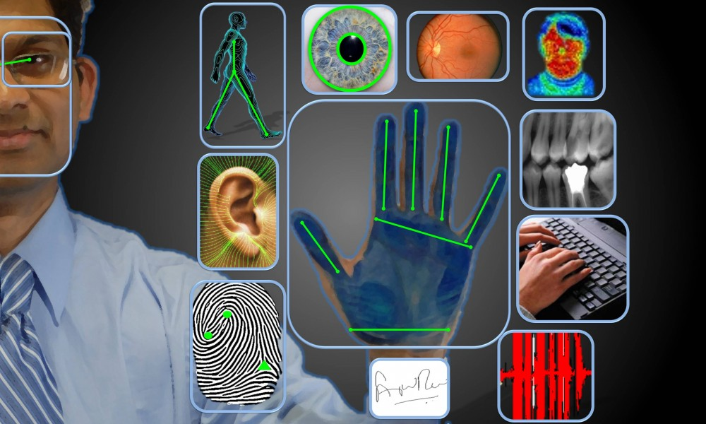 Biometrics: authentication and identification (2018)