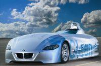 BMW Hydrogen Fuel