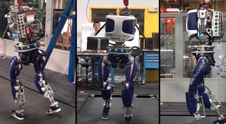 Как сделать робот человека