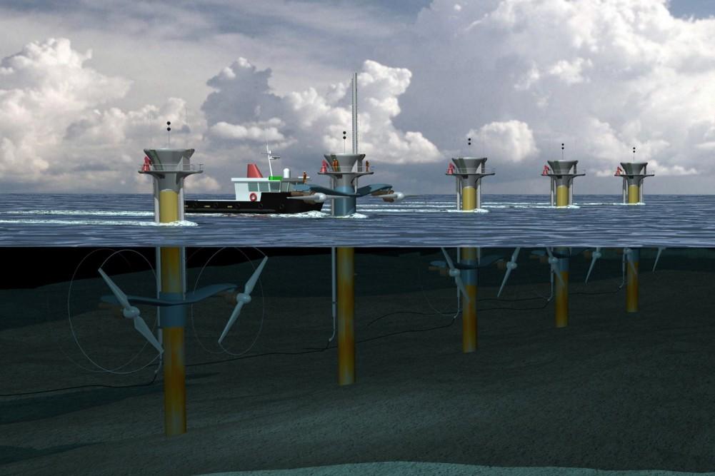 Wind & Tidal Energy