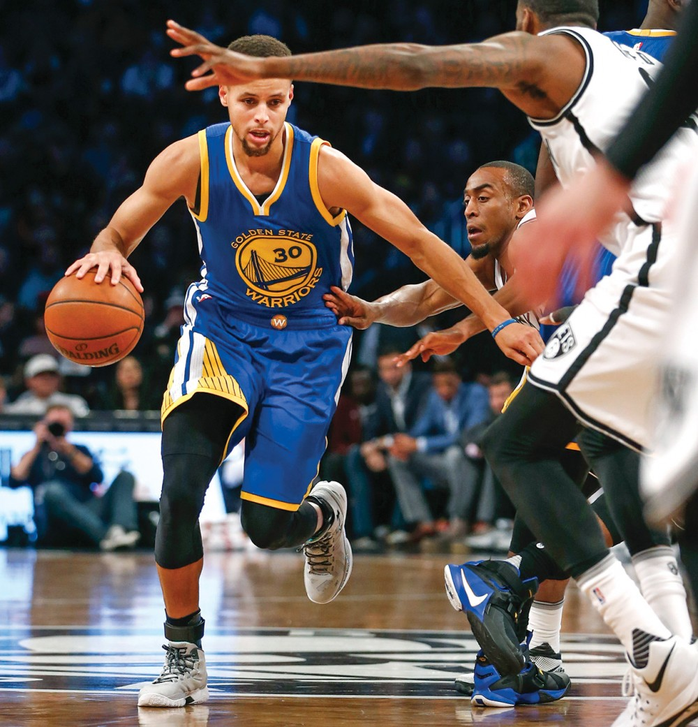 """Steph Curry """"In the Flow"""""""