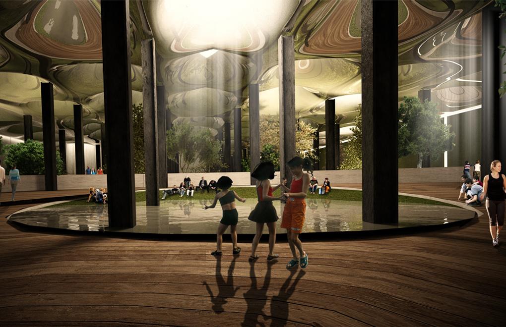 Lowline Urban Underground Park