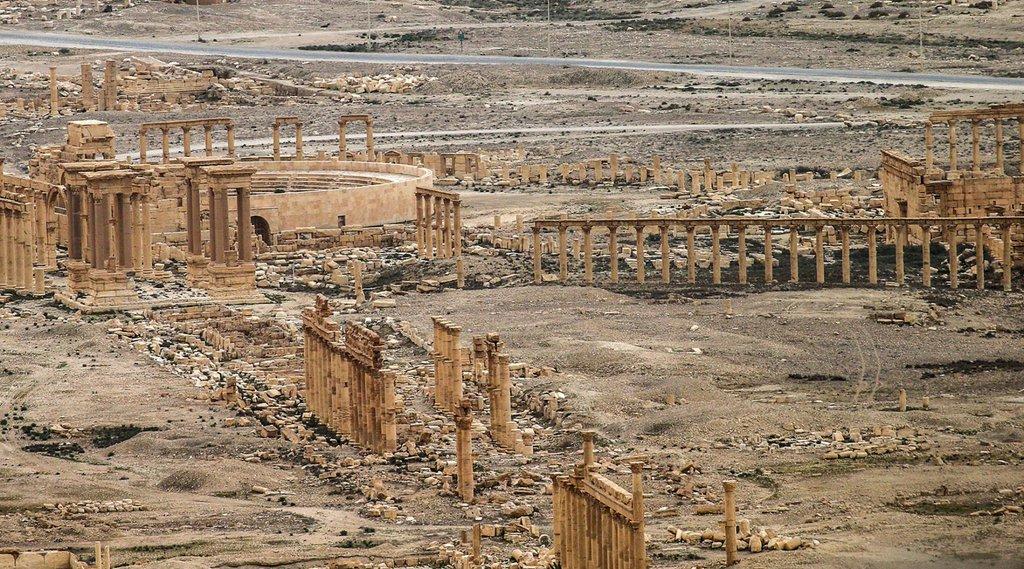 Reconstructing Palmyra