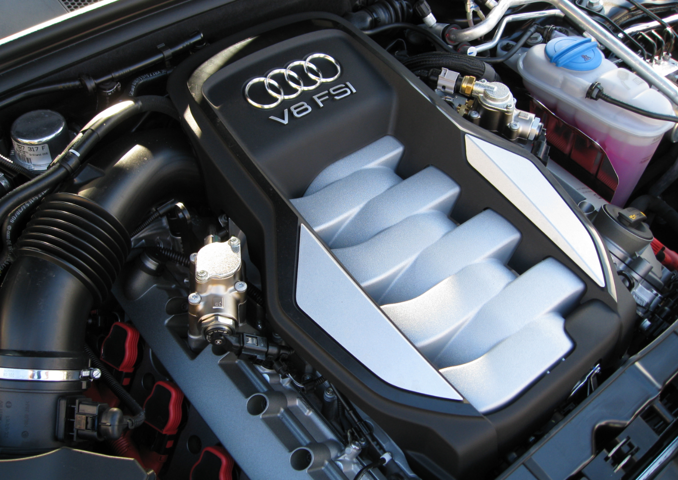 what does the future hold for the audi v8 engine? industry tap Audi S6 V8 4.2 Engine Audi V8 Engine #1