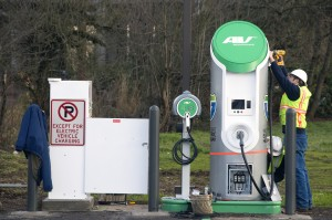 How to Use an EV Charging Station