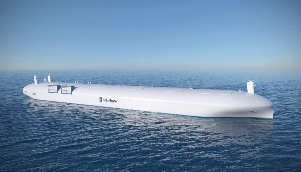 Rolls-Royce Cargo Fleet
