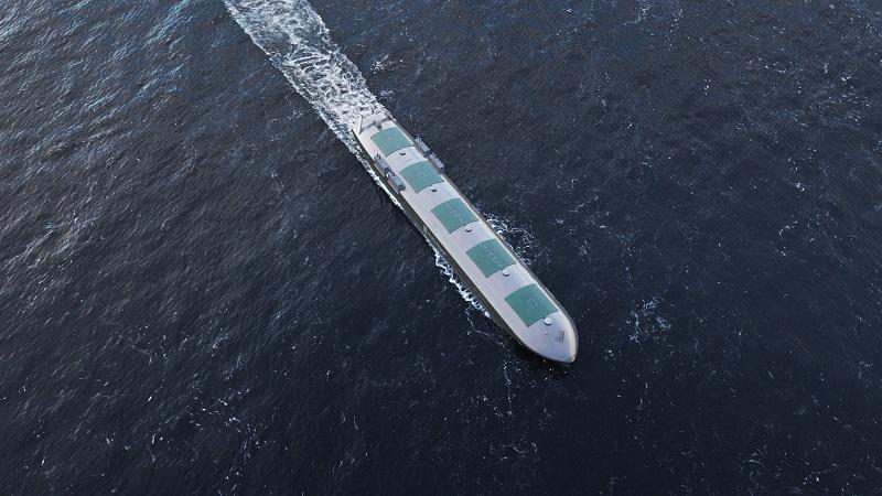 Rolls-Royce Cargo Ships