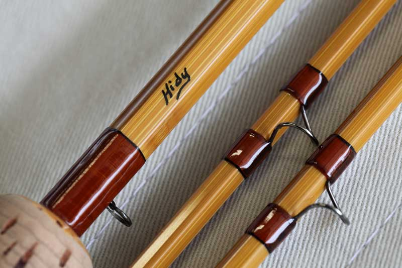 How To Meticulously Make A Fly Fishing Rod Out Of Bamboo