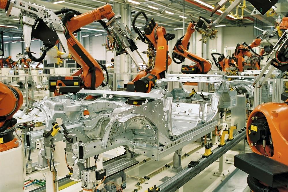 Kuka Robots