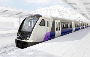 Timelapse of a London Elizabeth Line Train Being Constructed at Bombardier in Derby