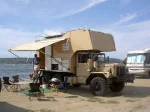 Improved RV Technology Helps Campers Bring the Comforts of Home to the Woods