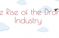 The Rise of the Drone Industry: Set to Increase to $127 Billion by 2020. [Infographic]