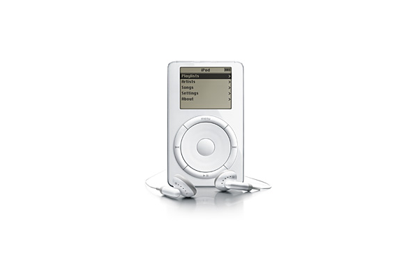 iPod (first generation) [2001]